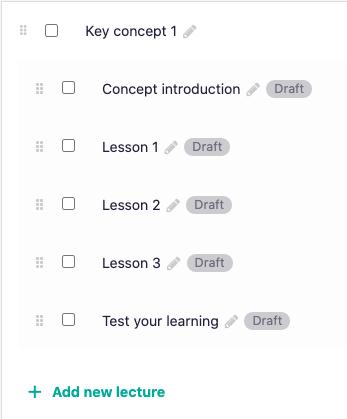 Teachable Modules
