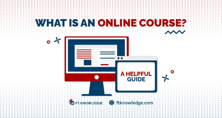 What is an Online Course