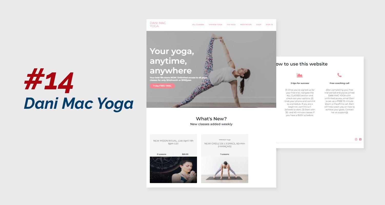 Dani Mac Yoga
