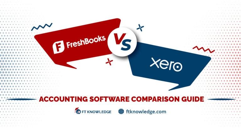 Freshbooks vs Xero