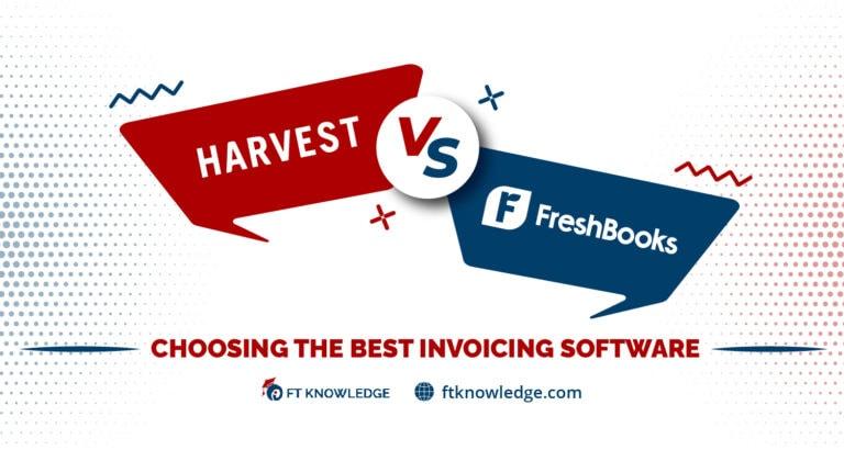 Harvest vs Freshbooks