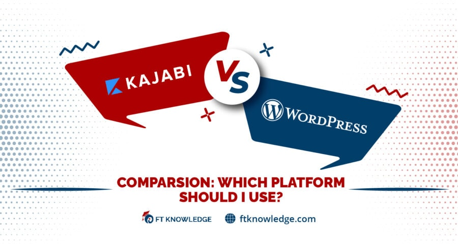 Kajabi vs Wordpress