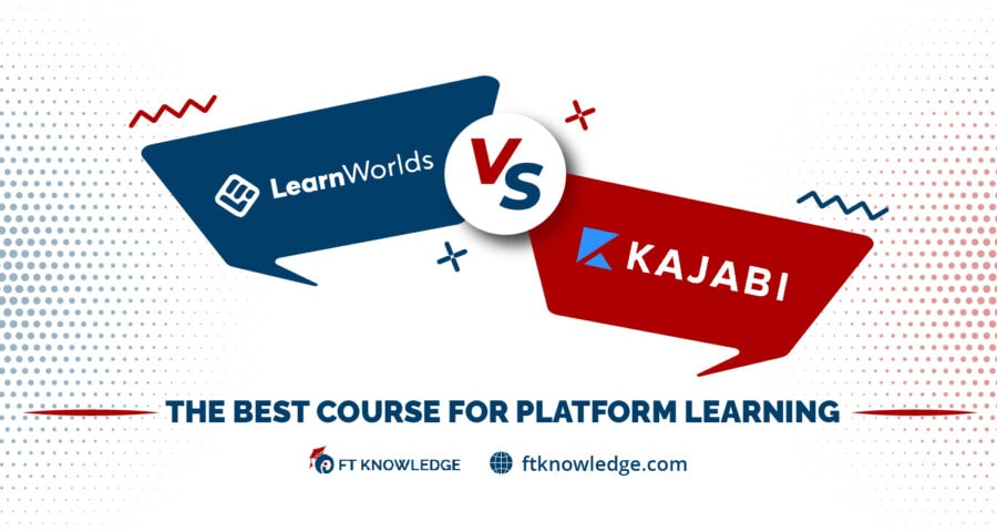 Learnworlds vs Kajabi