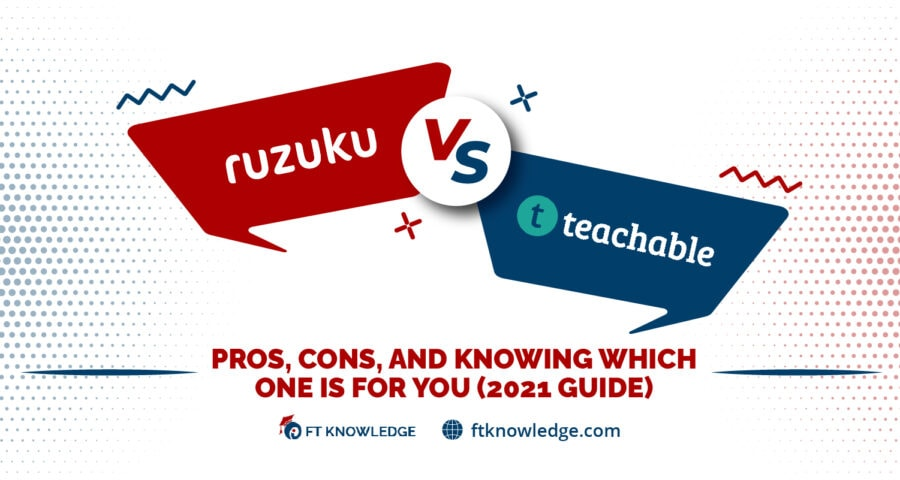 Ruzuku vs Teachable