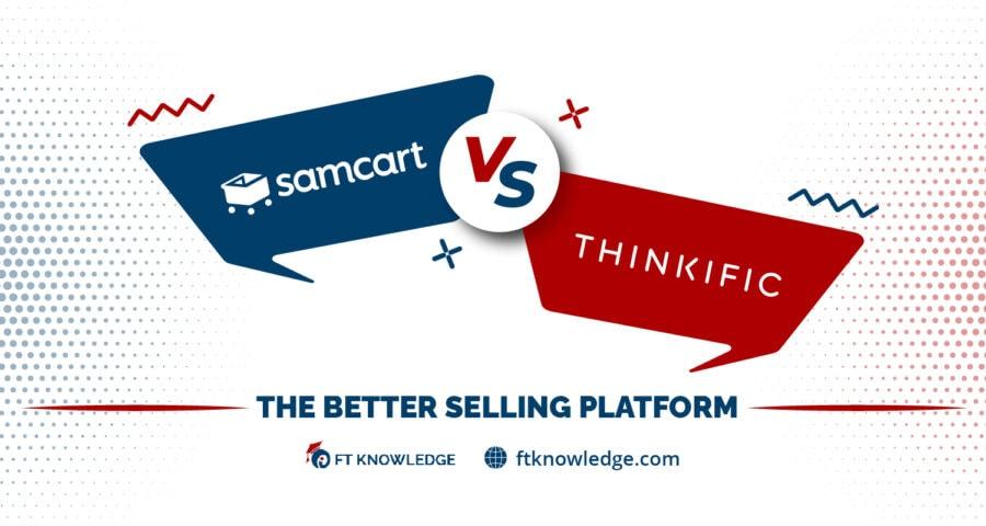 Samcart vs Thinkific