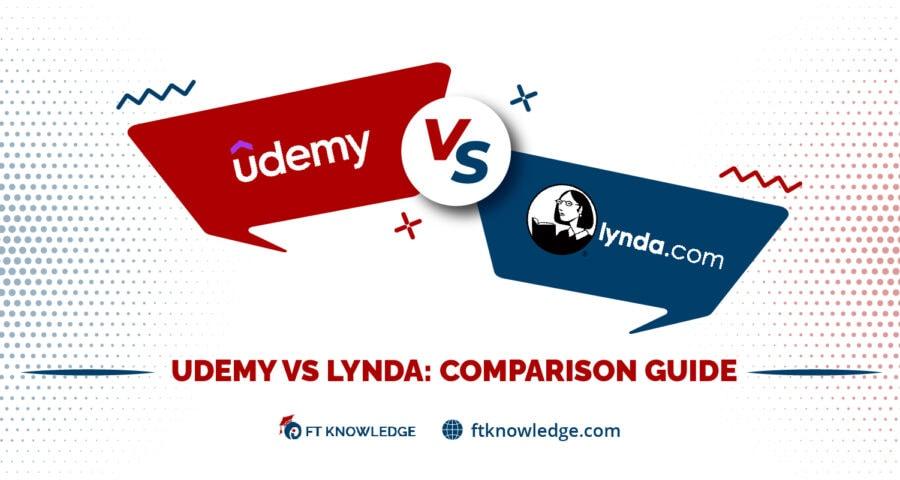 Udemy vs Lynda